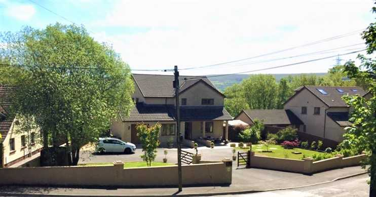 The Old Forge, Penygarn Road, Tycroes